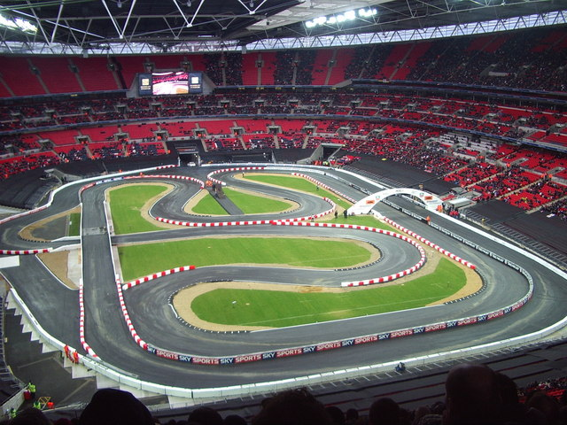 Dallas Karting Complex >> Virtual Karting